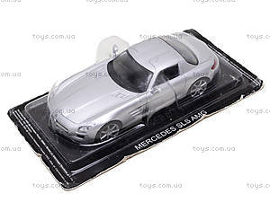 Металлическая машина Mercedes McLaren SRL,
