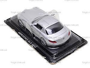 Металлическая машина Mercedes McLaren SRL, , купить