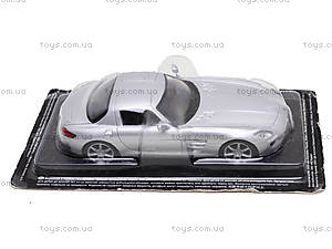 Металлическая машина Mercedes McLaren SRL, , фото