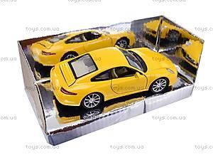 Металлическая машина «Porsche 911», TOP305, купить