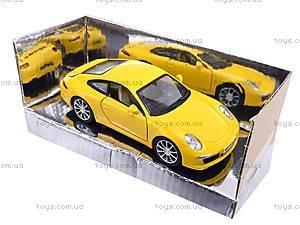 Металлическая машина «Porsche 911», TOP305, фото