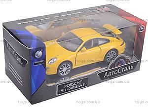 Металлическая машина «Porsche 911», TOP305