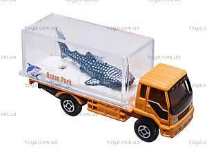 Металлическая машина с животными, 102329, купить