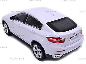 Металлическая машинка BMW X6, на управлении, 6618-854B, купить