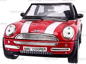 Металлическая машинка «Мини Купер», TOP201, фото