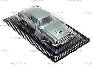 Металлическая модель Aston Martin DB4, , купить