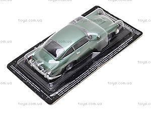 Металлическая модель Aston Martin DB4, , фото