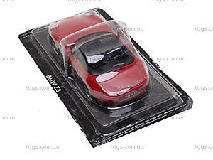 Металлическая модель BMW Z8, , купить