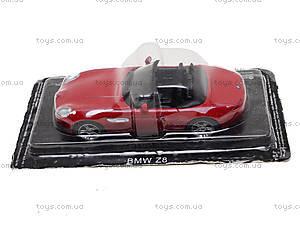 Металлическая модель BMW Z8, , фото
