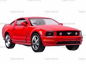 Металлическая модель Ford Mustang GT 2006, KT5091W, купить