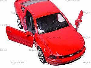 Металлическая модель Ford Mustang GT 2006, KT5091W, фото