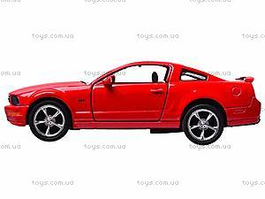 Металлическая модель Ford Mustang GT 2006, KT5091W, отзывы