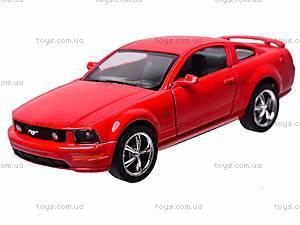 Металлическая модель Ford Mustang GT 2006, KT5091W
