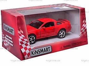 Металлическая модель Ford Mustang GT 2006, KT5091W, цена