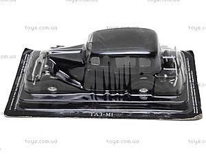 Металлическая модель ГАЗ М1, , купить