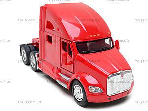 Металлическая модель Kenworth T700, KT5357W, детские игрушки