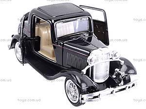 Металлическая модель машины, MKC728448, игрушки