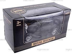 Металлическая модель машины, MKC728448, магазин игрушек