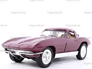 Металлическая модель машины, MKC728448, toys.com.ua
