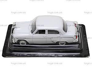 Металлическая модель Москвич 403,
