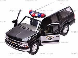 Металлическая модель Police, K49720G-Polic