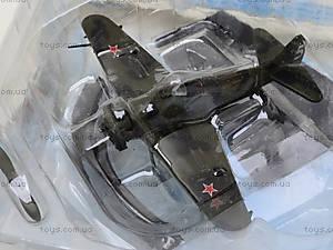 Металлическая модель самолета, , фото