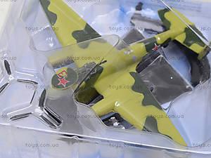 Металлическая модель самолета, , отзывы