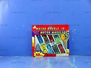 Металлические машинки, 10 штук, 92753-10S, купить