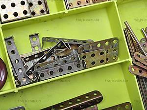 Металлический конструктор, большой, №4, фото