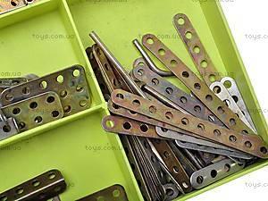 Металлический конструктор, большой, №4, цена