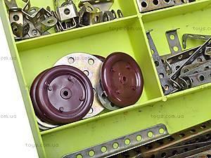 Металлический конструктор, большой, №4, игрушки