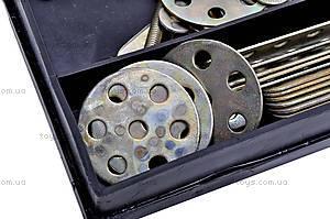 Металлический конструктор, средний, №3, отзывы