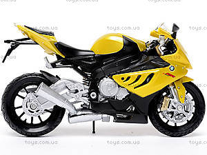 Металлический мотоцикл, масштаб 1:18, B19660PW/6, цена