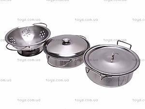 Металлический набор посуды, PY555-56, купить