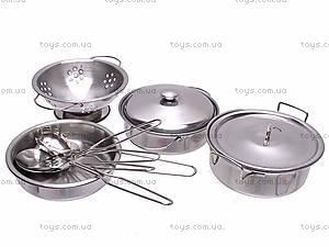 Металлический набор посуды, PY555-56