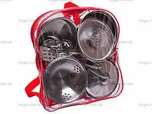 Металлический набор посуды, PY555-56, фото