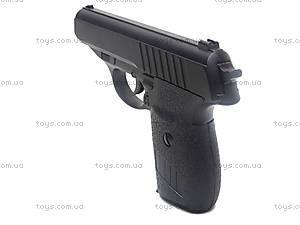 Металлический пистолет с пульками, P.15, купить