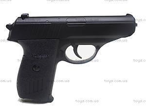 Металлический пистолет с пульками, P.15, цена