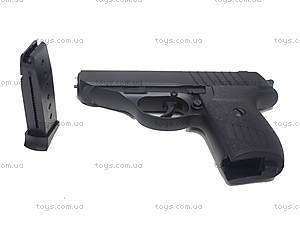 Металлический пистолет с пульками, P.15, игрушки
