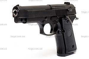 Металлический пистолет, с пулями, G22, купить