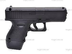 Металлический пистолет с пулями, G16