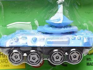 Металлический танк «Combat Force», 8869-12, фото