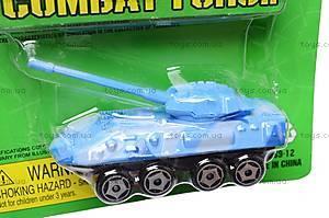 Металлический танк «Combat Force», 8869-12, цена