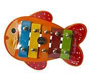Металлофон «Рыбка», Д023у-1, купить