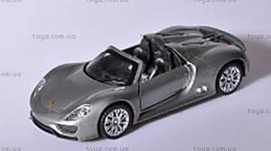 Металлическая машинка «Автопром», 67317
