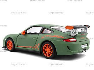 Металлическая машинка Porsche Cayman S Matte, KT5371W, іграшки