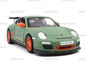 Металлическая машинка Porsche Cayman S Matte, KT5371W, Украина