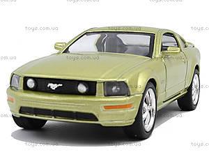 Металлическая модель Ford Mustang GT 2006, KT5091W, toys.com.ua