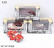 Металлическая модель машины, 4306-11, фото