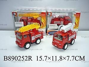 Металлическая модель «Пожарная», 127BR1BR2